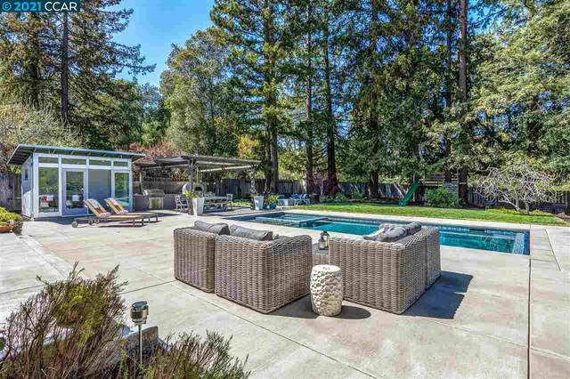 15 Donna Maria Way, Orinda, CA 94563 (#40944722) :: The Venema Homes Team