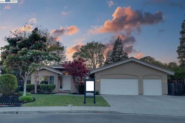 5026 Lynbrook Ct, Pleasanton, CA 94588 (#40944801) :: Excel Fine Homes