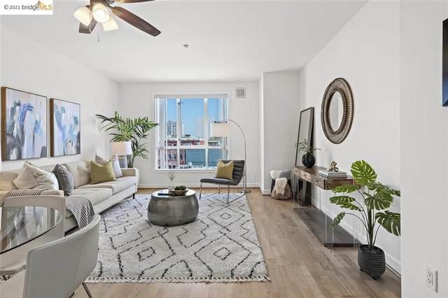 585 9th St #517, Oakland, CA 94607 (#40944818) :: Armario Homes Real Estate Team