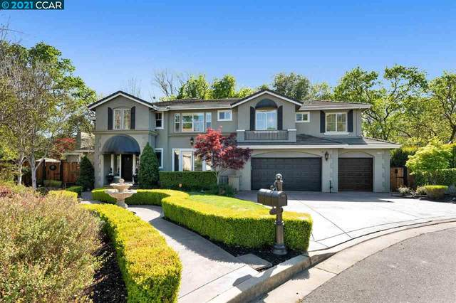 1529 Elise Ct, Walnut Creek, CA 94596 (#40944823) :: Realty World Property Network