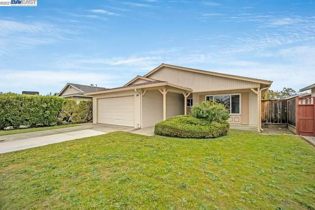 359 Magnolia Dr, Alameda, CA 94502 (#40944827) :: Armario Homes Real Estate Team