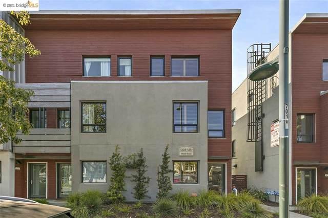1217 Wood Street, Oakland, CA 94607 (#40944871) :: Sereno