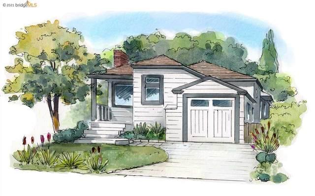 2540 Potomac St, Oakland, CA 94602 (#40944875) :: Armario Homes Real Estate Team