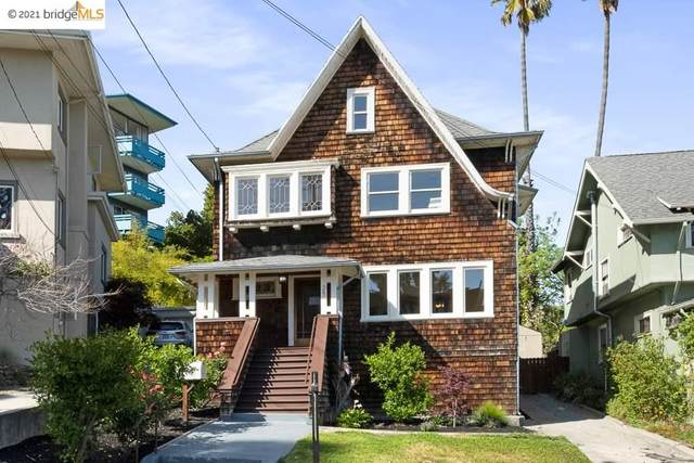 583 Mira Vista Ave, Oakland, CA 94610 (#40944878) :: Armario Homes Real Estate Team