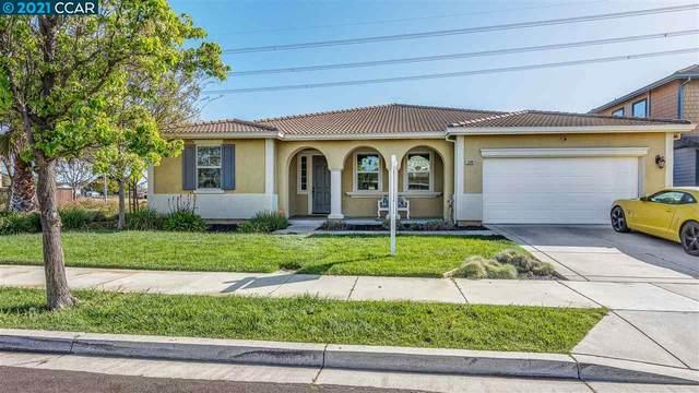 1244 Poplar Dr, Oakley, CA 94561 (#40944881) :: Excel Fine Homes