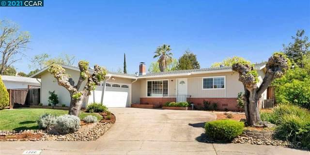 1280 Sussex Ct, Concord, CA 94521 (#40944885) :: Excel Fine Homes