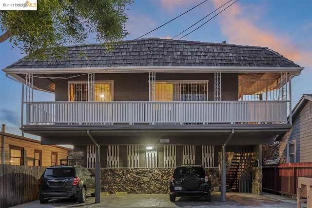1639 82nd Avenue, Oakland, CA 94621 (#40944893) :: The Venema Homes Team