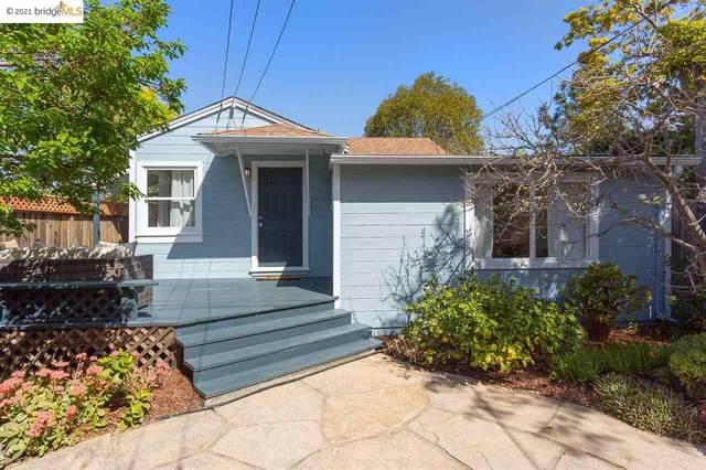 2133.5 Derby Street, Berkeley, CA 94705 (MLS #40944895) :: 3 Step Realty Group