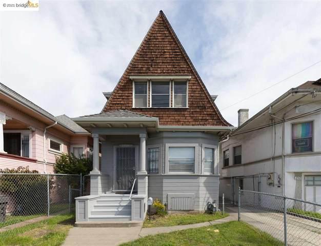 2926 Adeline St, Oakland, CA 94608 (#40944896) :: The Venema Homes Team