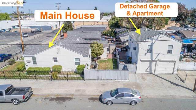 123 W 19Th St, Antioch, CA 94509 (#40944900) :: The Venema Homes Team