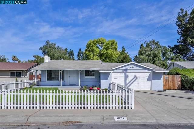 1831 Toyon Dr, Concord, CA 94520 (#40944906) :: Excel Fine Homes