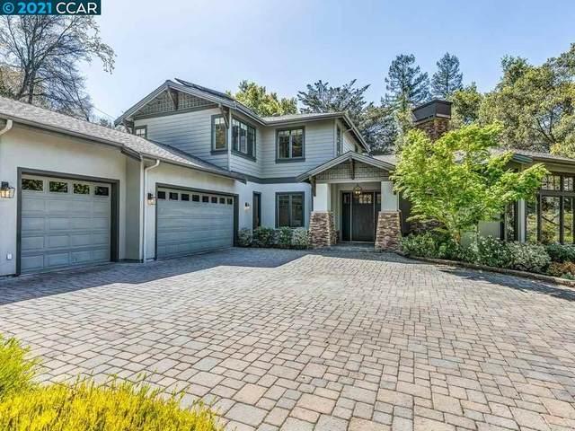8 Estates Drive, Orinda, CA 94563 (#40944913) :: The Venema Homes Team