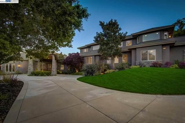 413 Cliffside Dr, Danville, CA 94526 (#40944927) :: The Lucas Group