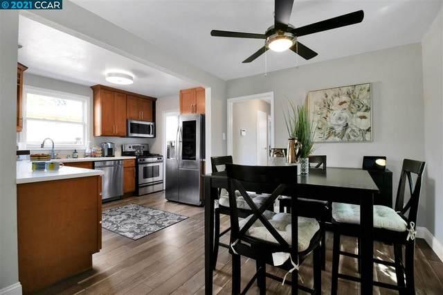 118 12Th St, Richmond, CA 94801 (#40944968) :: Armario Homes Real Estate Team