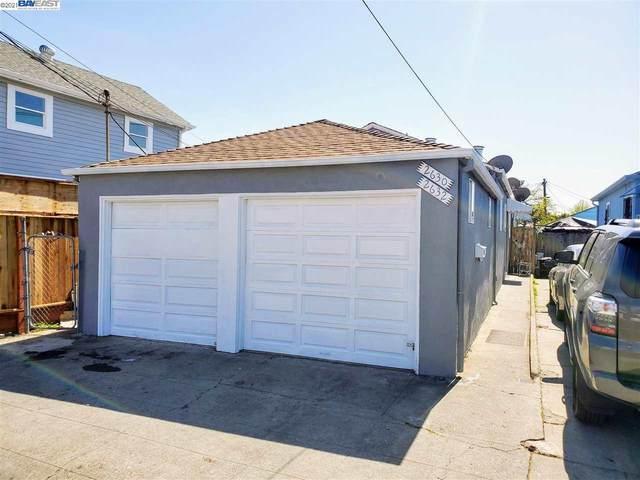 2632 38Th Ave, Oakland, CA 94619 (#40945004) :: The Venema Homes Team