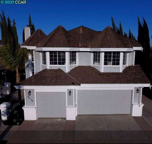 2115 Cypress Pt, Discovery Bay, CA 94505 (#40945023) :: The Lucas Group