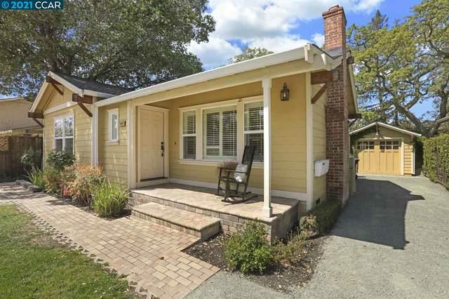 3484 Moraga Blvd., Lafayette, CA 94549 (#40945024) :: Realty World Property Network