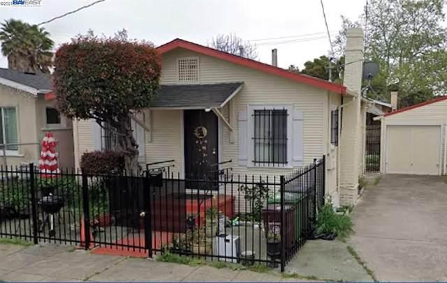 1490 76Th Ave, Oakland, CA 94621 (#40945033) :: The Venema Homes Team