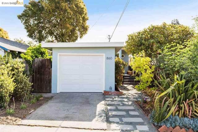 860 30th St, Richmond, CA 94804 (#40945036) :: Armario Homes Real Estate Team