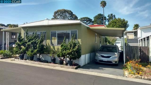 16401 San Pablo Ave #341, San Pablo, CA 94806 (#40945055) :: The Venema Homes Team