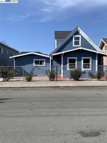 209 Bissell Ave, Richmond, CA 94801 (#40945074) :: The Venema Homes Team