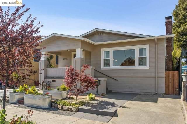 2915 58Th Ave, Oakland, CA 94605 (#40945103) :: Armario Homes Real Estate Team