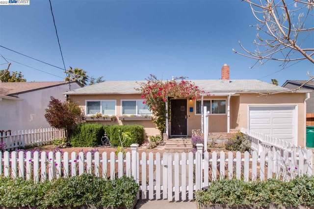 1251 Westwood St, Hayward, CA 94544 (#40945117) :: Sereno