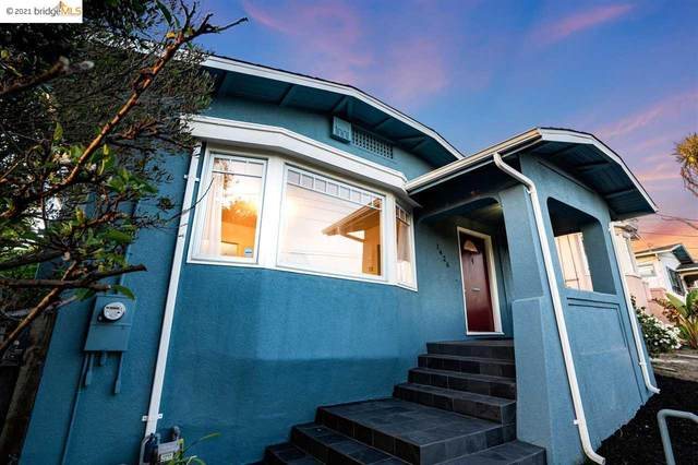 1426 Macarthur Blvd, Oakland, CA 94602 (#40945123) :: The Lucas Group