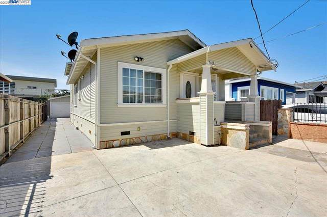 7015 Halliday Ave, Oakland, CA 94605 (#40945137) :: Excel Fine Homes