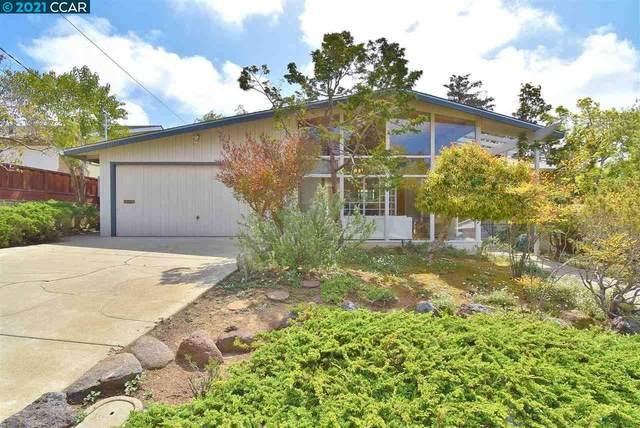 3169 Saddle Dr, Hayward, CA 94541 (#40945154) :: Armario Homes Real Estate Team