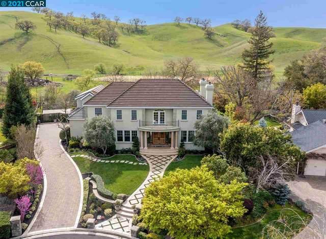 57 Diablo Creek Pl, Danville, CA 94506 (#40945160) :: Armario Homes Real Estate Team