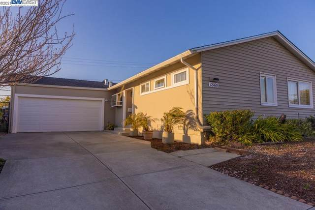 2860 Rollingwood Dr, San Bruno, CA 94066 (#40945166) :: Realty World Property Network
