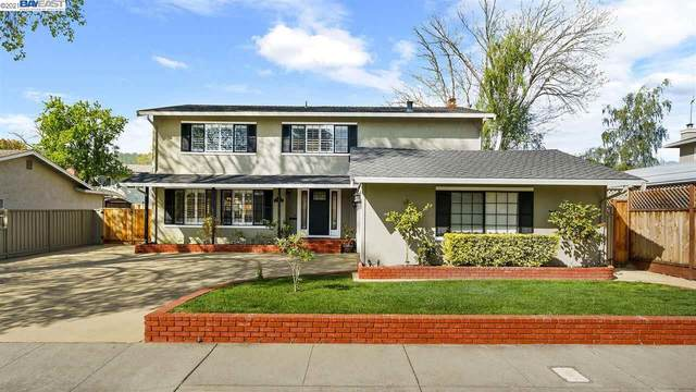 6331 Calle Altamira, Pleasanton, CA 94566 (#40945169) :: Realty World Property Network