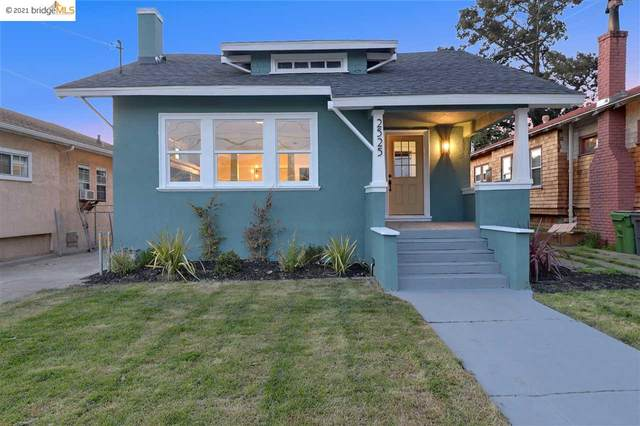 2525 66Th Ave, Oakland, CA 94605 (#40945170) :: Excel Fine Homes