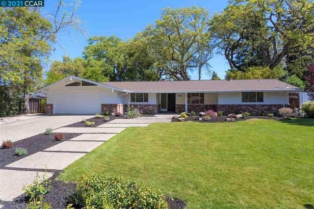588 Silverado Dr, Lafayette, CA 94549 (#40945182) :: Realty World Property Network