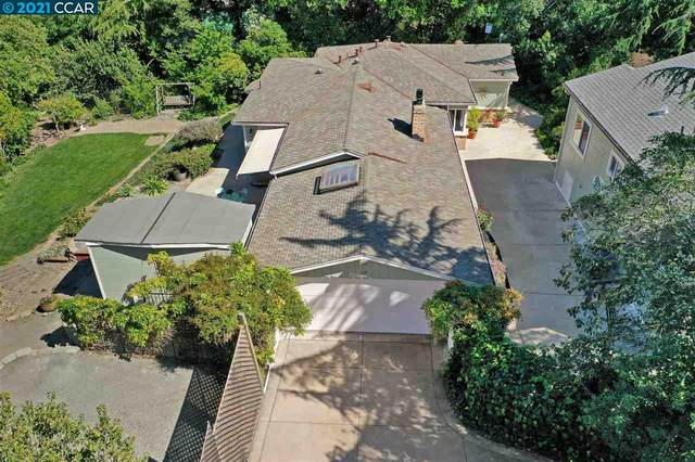 10 W Park Ct, Walnut Creek, CA 94597 (#40945190) :: Sereno