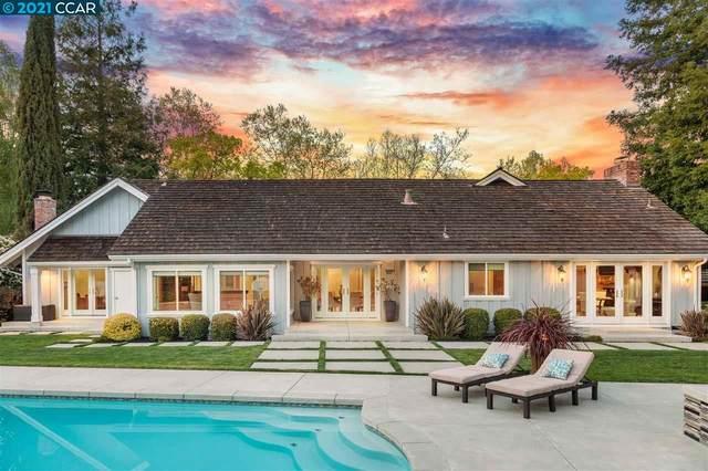 2620 Mossy Oak Dr, Danville, CA 94506 (#40945192) :: Realty World Property Network