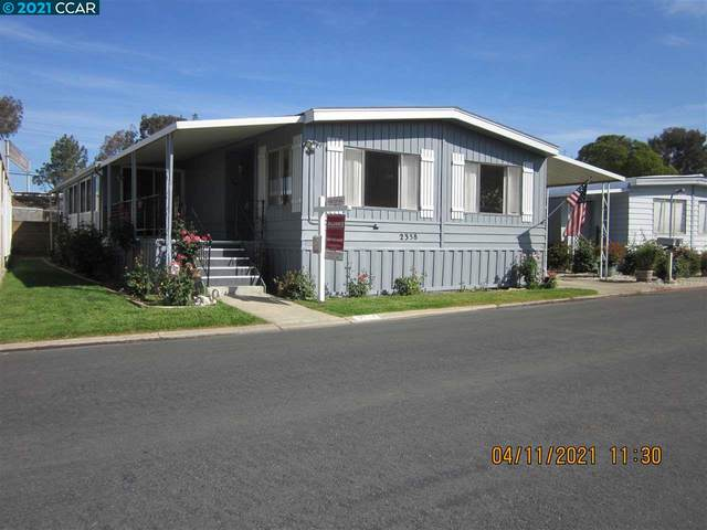 2358 Dalis Dr. #4, Concord, CA 94520 (#40945211) :: Excel Fine Homes
