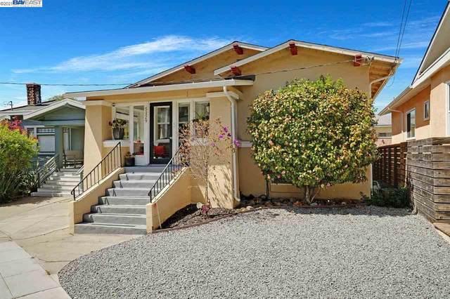 5129 Manila Ave, Oakland, CA 94618 (#40945214) :: Armario Homes Real Estate Team