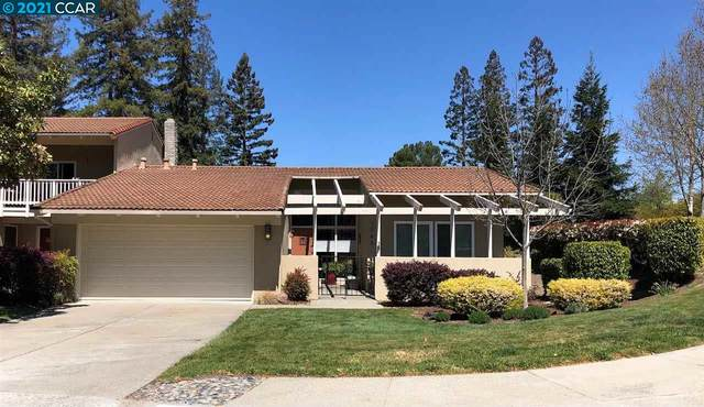 1392 Corte Loma, Walnut Creek, CA 94598 (#40945224) :: Sereno