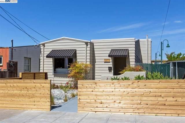 1273 Addison Street, Berkeley, CA 94702 (#40945232) :: Armario Homes Real Estate Team