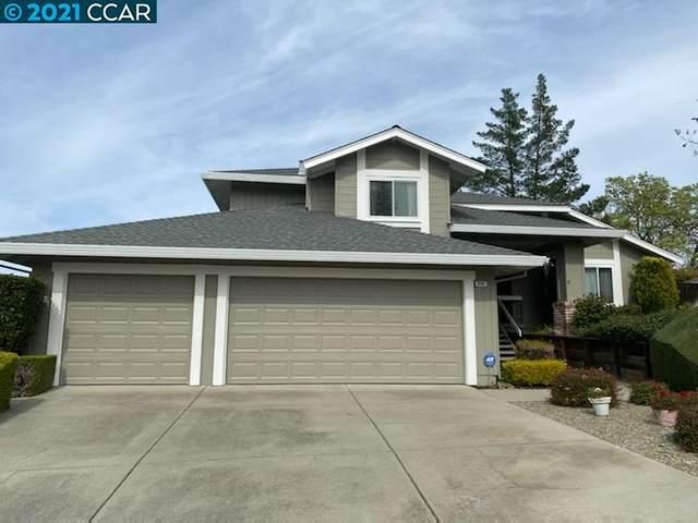 408 Verbena Ct, Pleasant Hill, CA 94523 (#40945242) :: Blue Line Property Group
