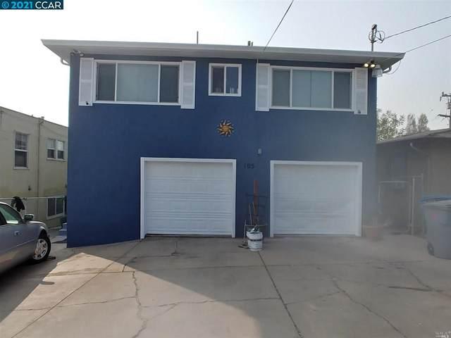 105 Cypress Ave, Vallejo, CA 94590 (#40945258) :: Sereno