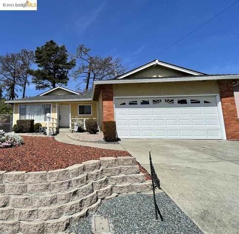 3027 Barkley Dr., Richmond, CA 94806 (#40945259) :: Armario Homes Real Estate Team