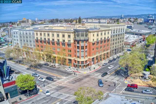 438 W Grand Ave #615, Oakland, CA 94612 (#40945277) :: Excel Fine Homes