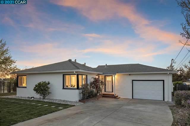 990 Manor Rd, El Sobrante, CA 94803 (#40945283) :: Excel Fine Homes