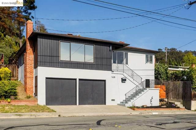 1628 Navellier St, El Cerrito, CA 94530 (#40945336) :: Armario Homes Real Estate Team
