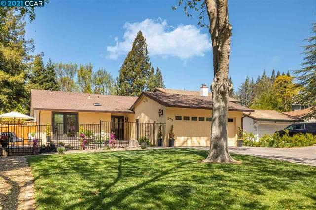 579 Morninghome Rd, Danville, CA 94526 (MLS #40945343) :: 3 Step Realty Group