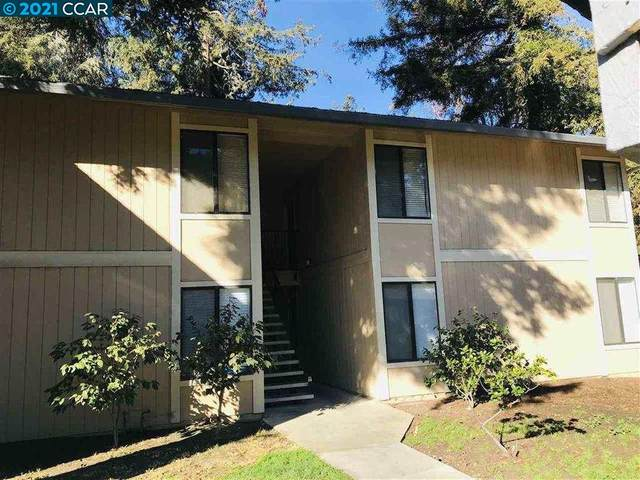 2145 Northwood Circle G, Concord, CA 94520 (#40945344) :: Blue Line Property Group