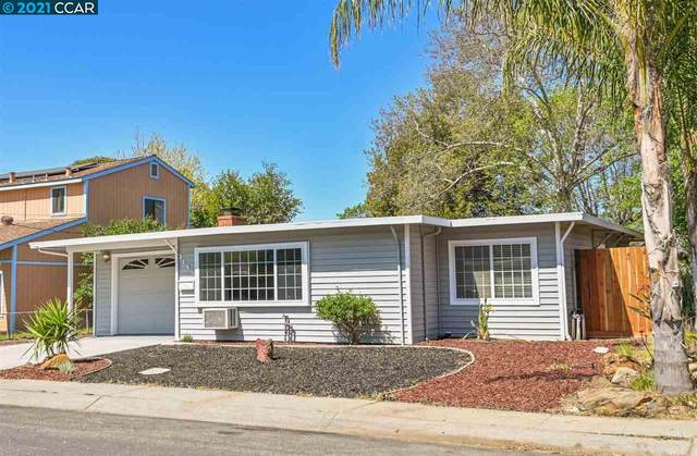 3145 San Ramon Rd, Concord, CA 94519 (#40945354) :: The Venema Homes Team